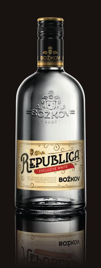 BEVERAGES NÁPOJE 50 cl Božkov Republica Exclusive O-I Czech Republic, a. s.