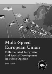 Petr Dostál: Risks of a Stalemate in the European Union: A Macro-Geography of Public Opinion This book presents complementary studies of differences in public opinion regarding European integration