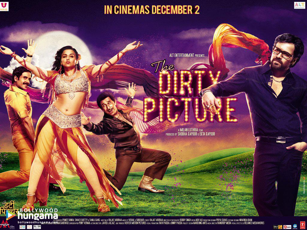 The Dirty Picture Režie: Milan Luthria Emraan