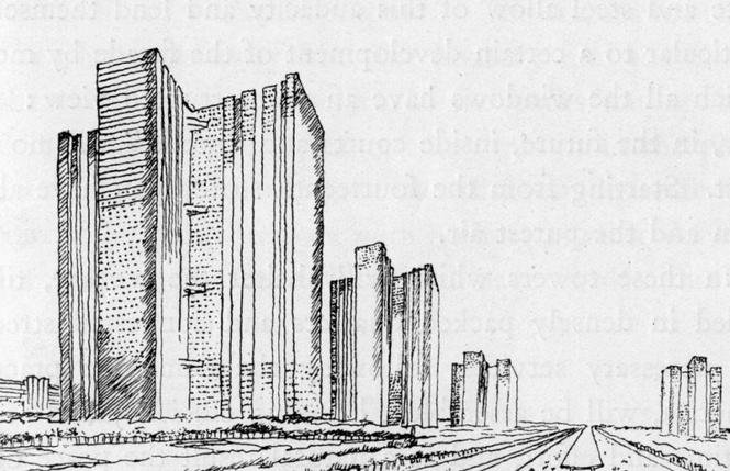 A CITY OF TOWERS,