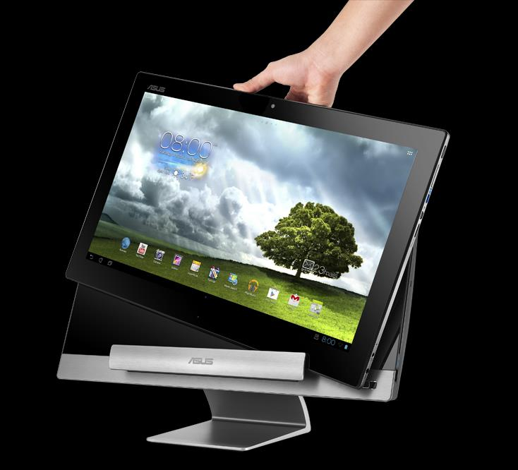 ASUS Transformer AIO (P1801) Tablet OS Android Jelly Bean 4.