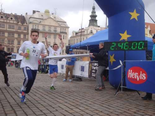 18. JUNIORSKÝ MARATON