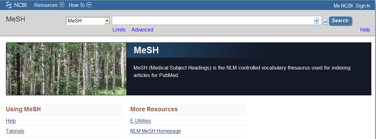 Medline http://www.pubmed.