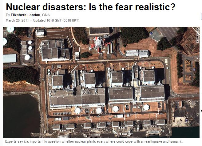 Experts say that while nuclear power has generally proven relatively safe, it is important to question whether nuclear plants everywhere could cope with a two-fold natural disaster