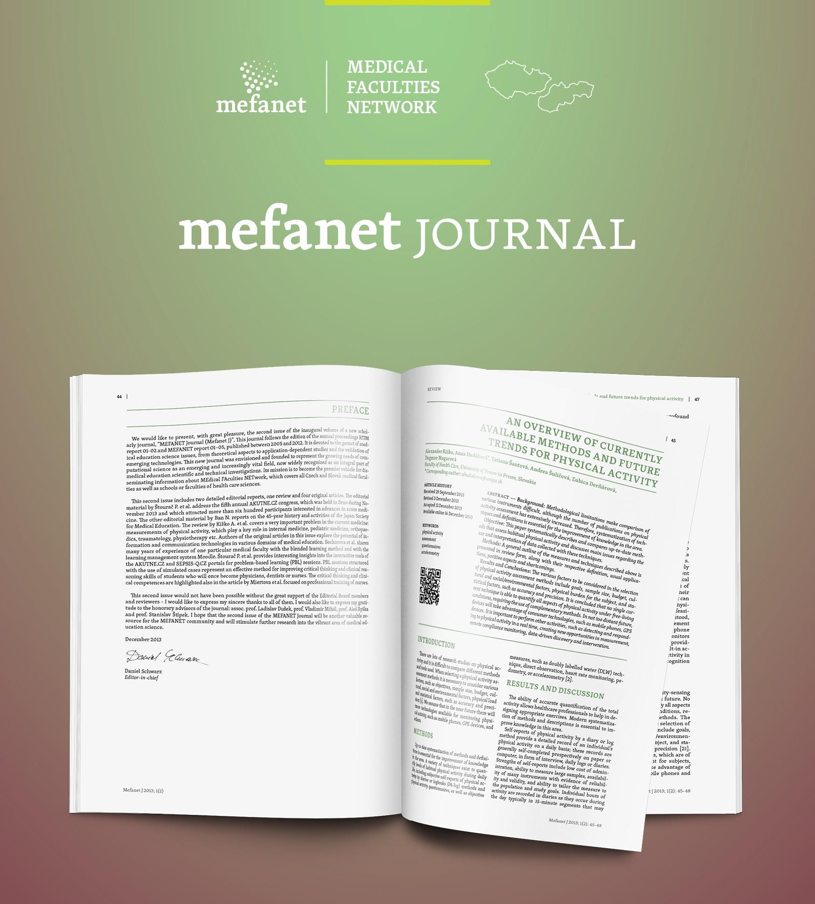 continues in the tradition of post-conference, education-oriented summary proceedings MEFANET Report 01 05, being published in 2007-2012.