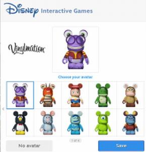 Zatrhněte I agree to the Terms of use a I agree that Disney Interactive may A klikněte na Create Account iii.