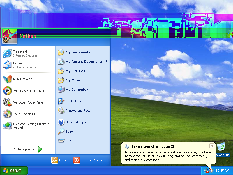 Historie MS Windows 2/2 Win98 (1998) Win2000 (2000) WinME (2000) WinXP (2001) Win