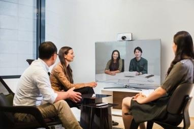 VIDEO ENABLE YOUR SMALL COLLABORATION SPACES Scenarios