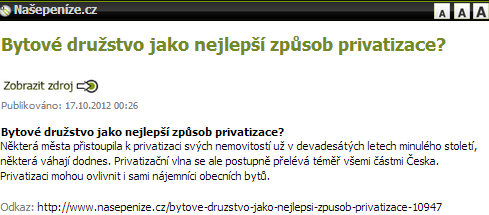 www.finance.prohlizej.eu.cz, 16. 10.