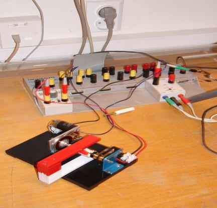 Building Your Own Real Remote Experiment Controlled