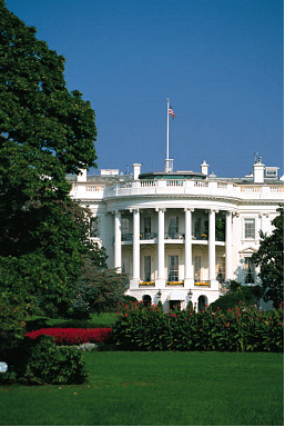 WASHINGTON The residence of American Presidents - the White House The seat of the Congress -