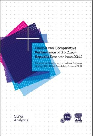 Bibliometrická zpráva International comparative Performance of the Czech Republic research base 2012. Elsevier. 2002-2011.
