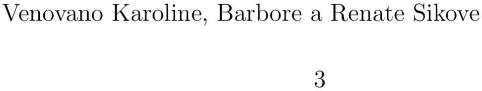Barbore a