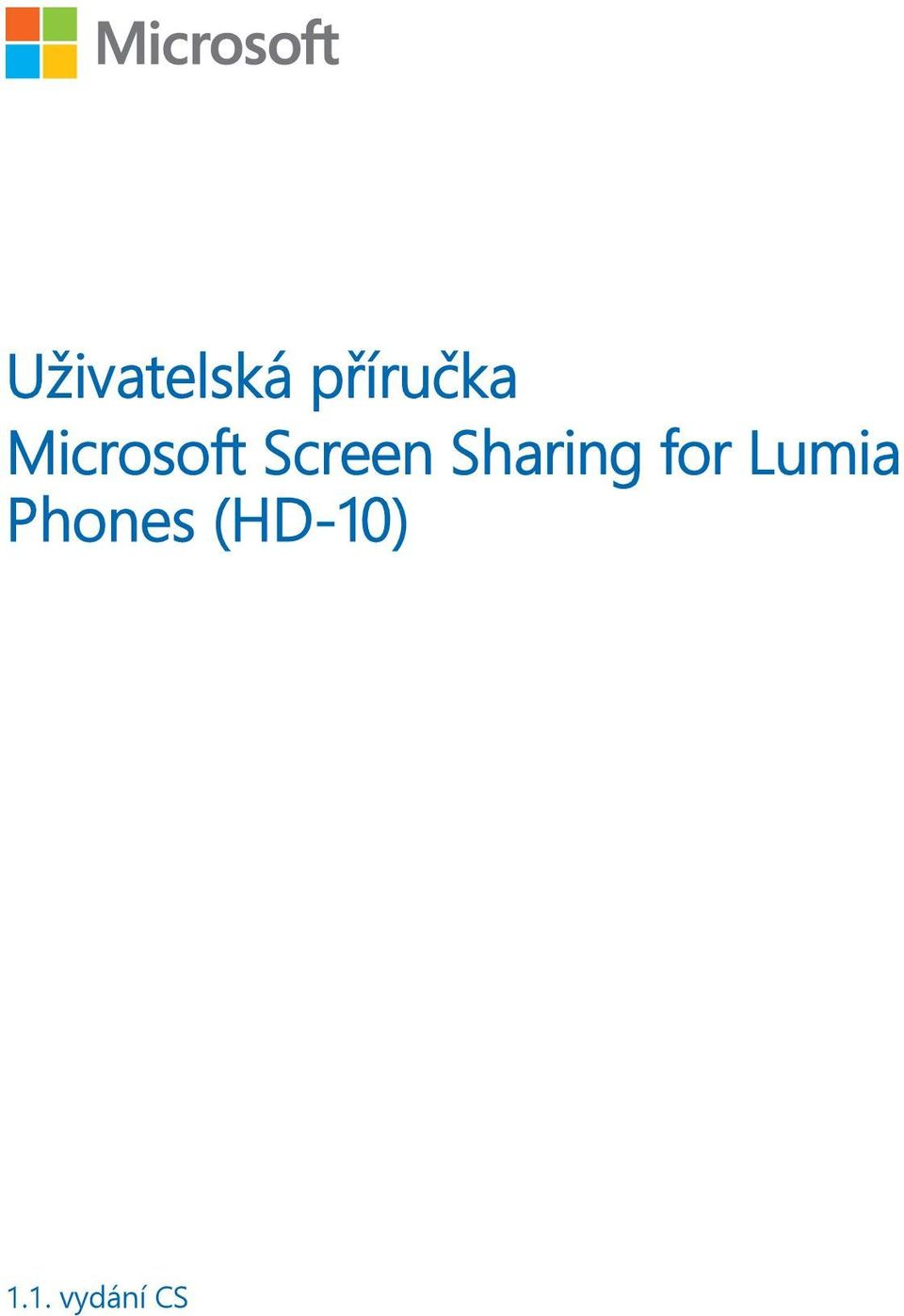 Sharing for Lumia