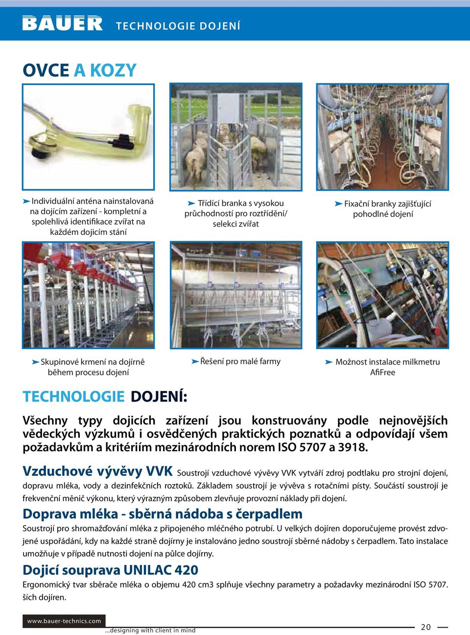ISO - Milking machine installations - Construction and performance