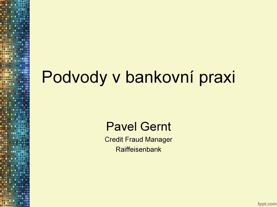 Pavel Gernt
