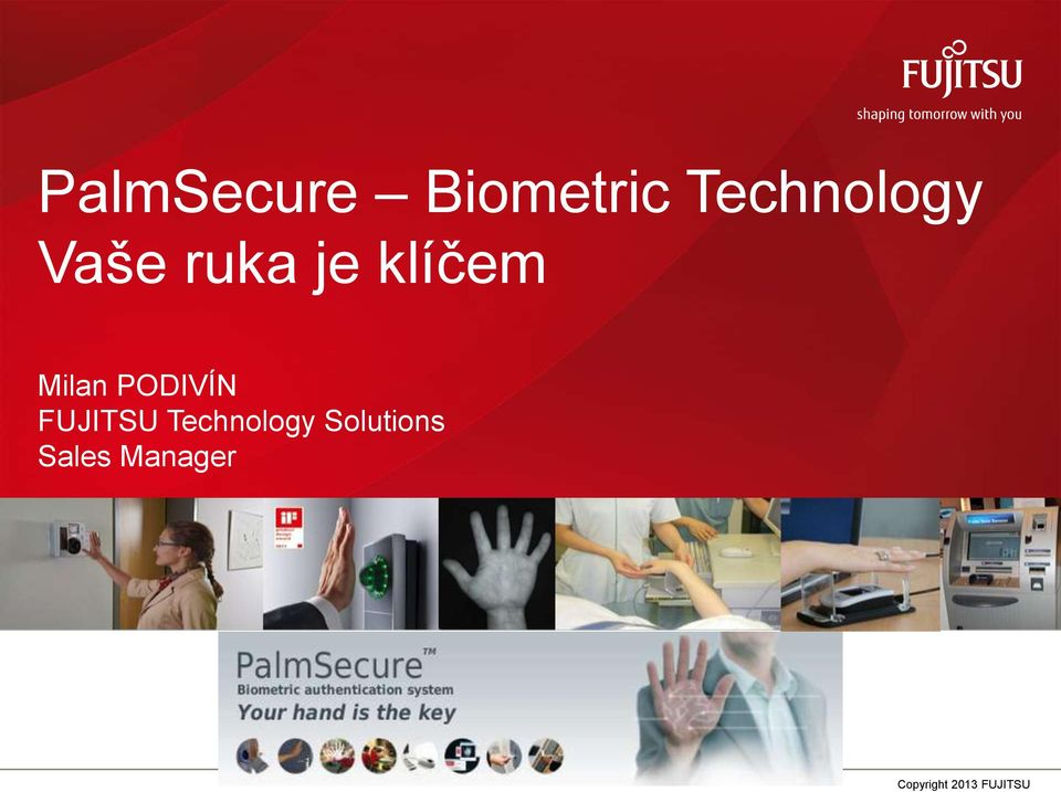 FUJITSU Technology Solutions Sales