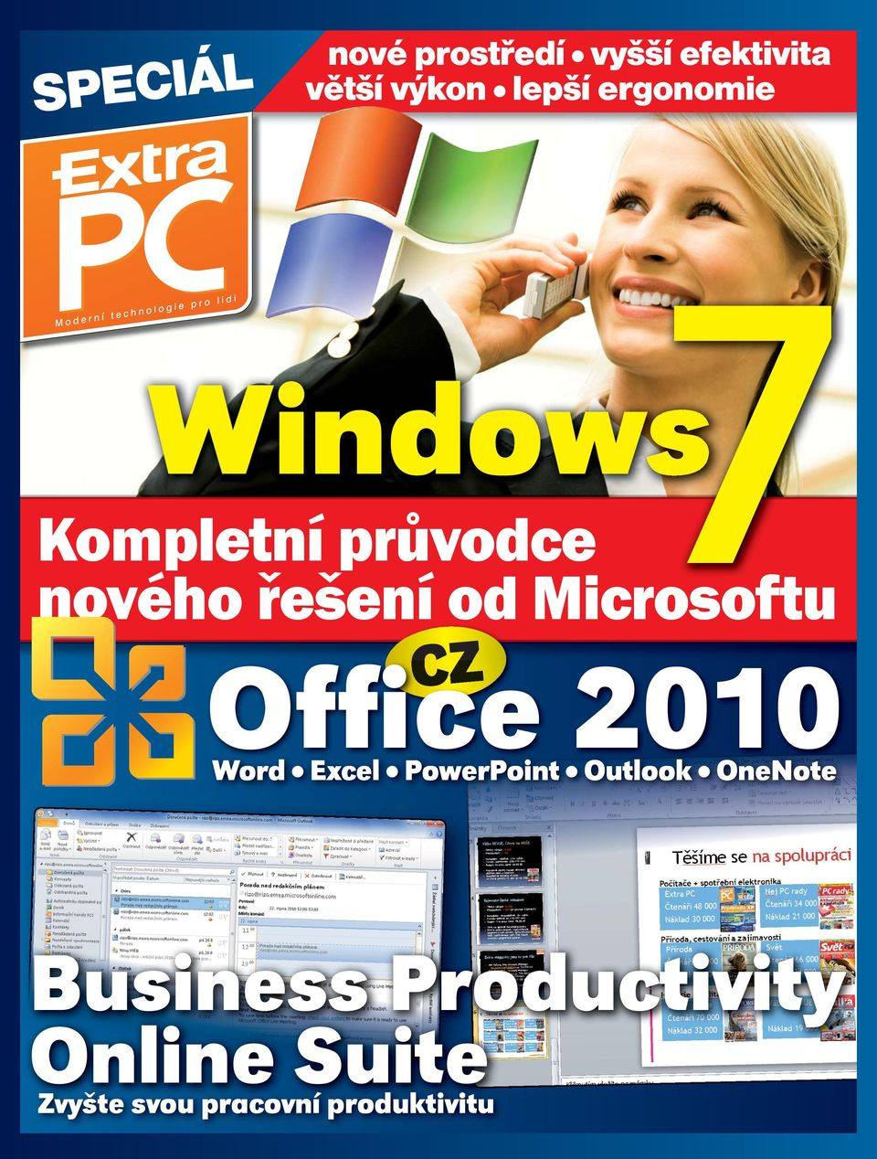 Microsoftu CZ Office 2010 Word Excel PowerPoint Outlook