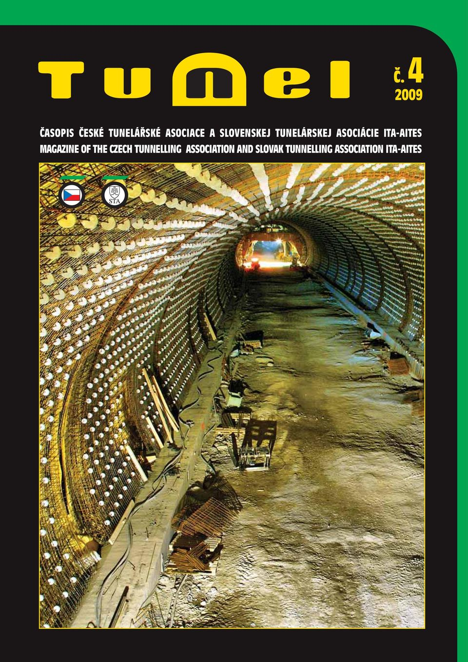 ITA-AITES MAGAZINE OF THE CZECH TUNNELLING
