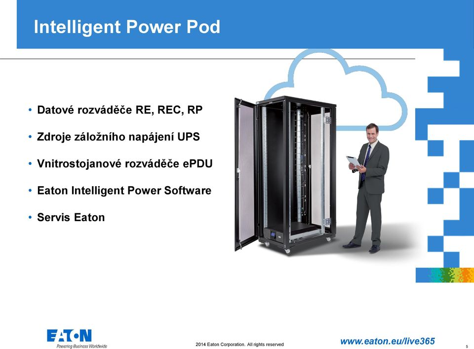 epdu Eaton Intelligent Power Software Servis Eaton www.