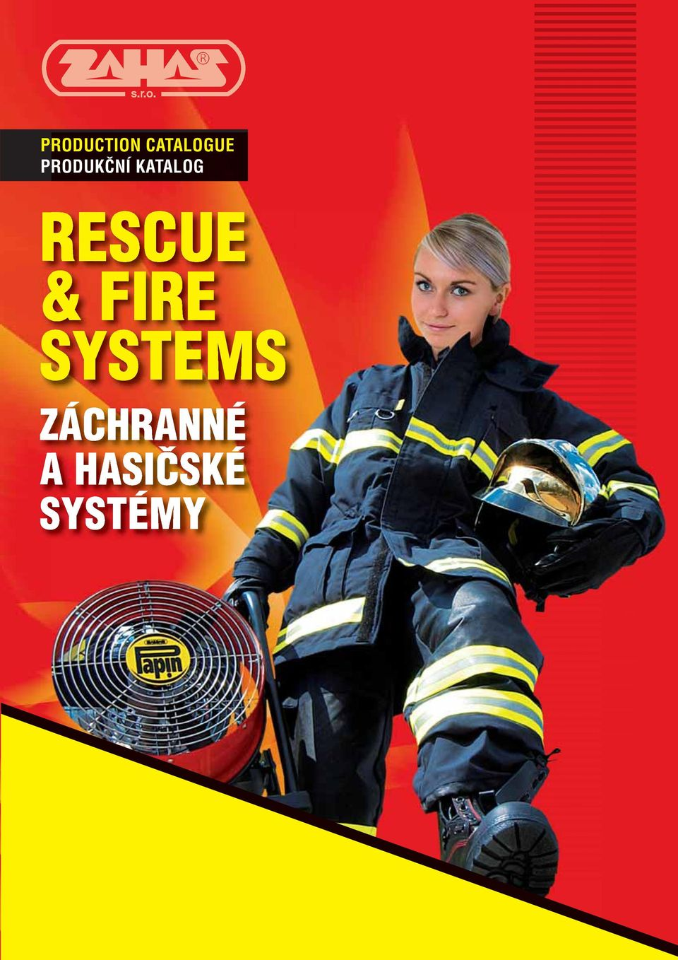 RESCUE & FIRE SYSTEMS