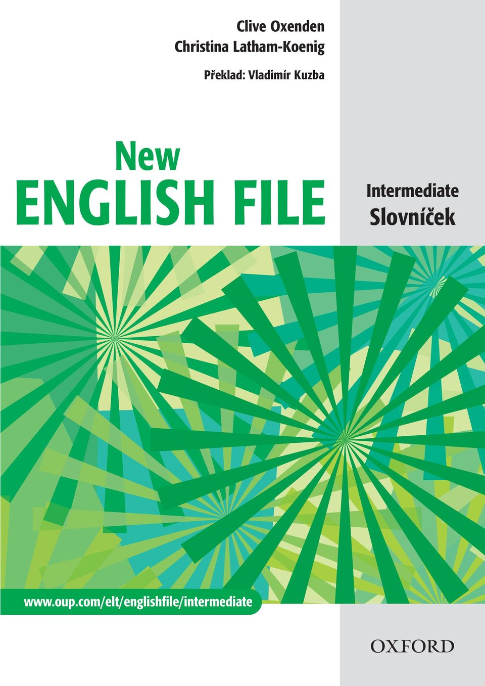 Kuzba New ENGLISH FILE Intermediate
