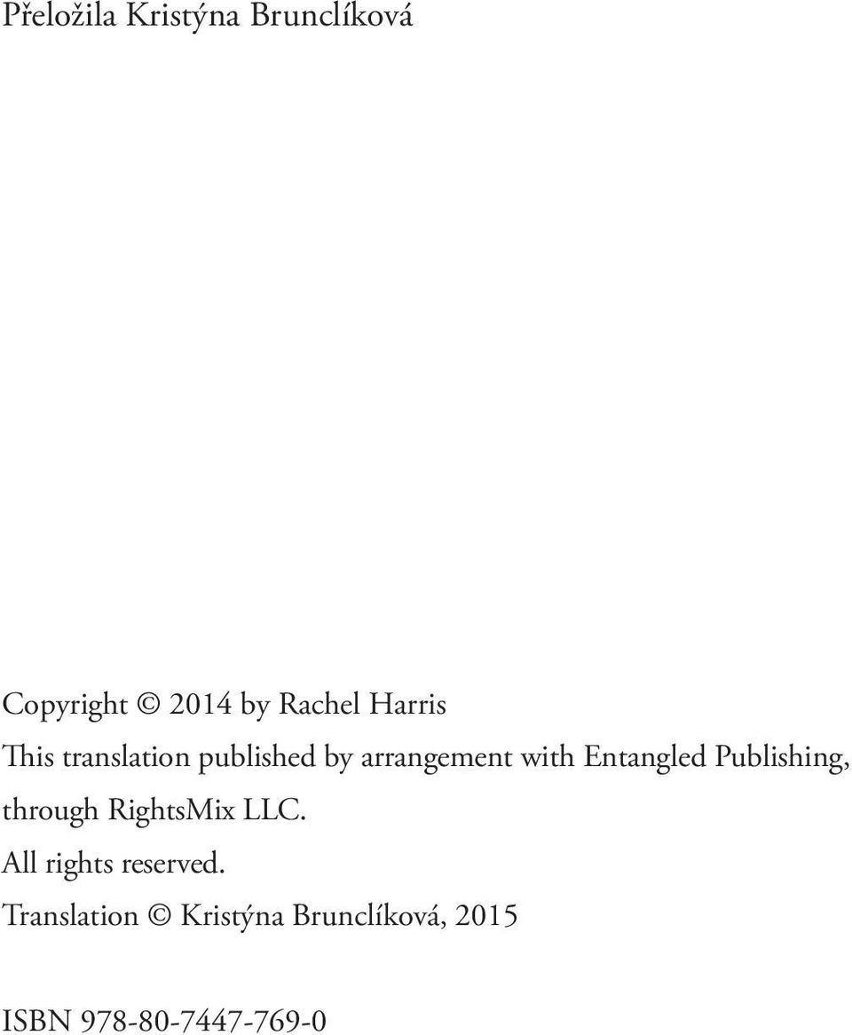 Entangled Publishing, through RightsMix LLC.