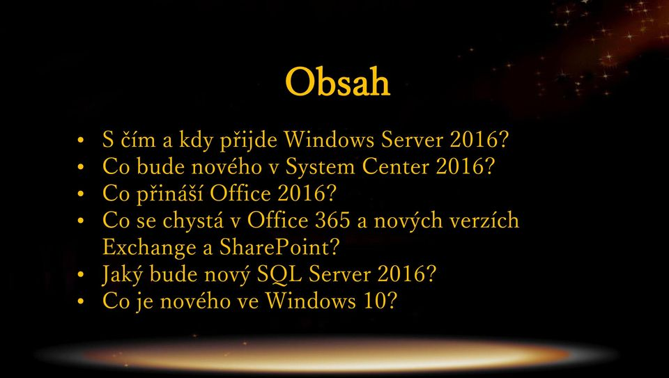 Co přináší Office 2016?
