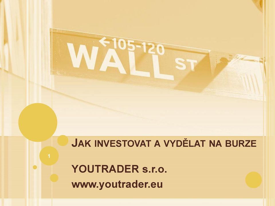 BURZE YOUTRADER s.