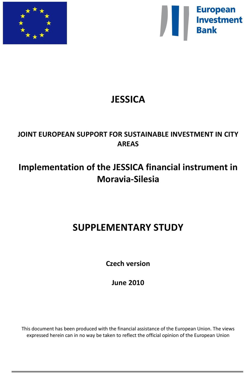 document has been produced with the financial assistance of the European Union.