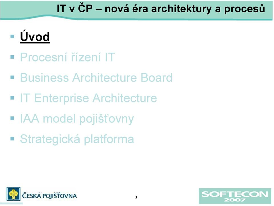Architecture Board IT Enterprise