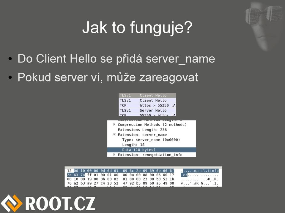 přidá server_name