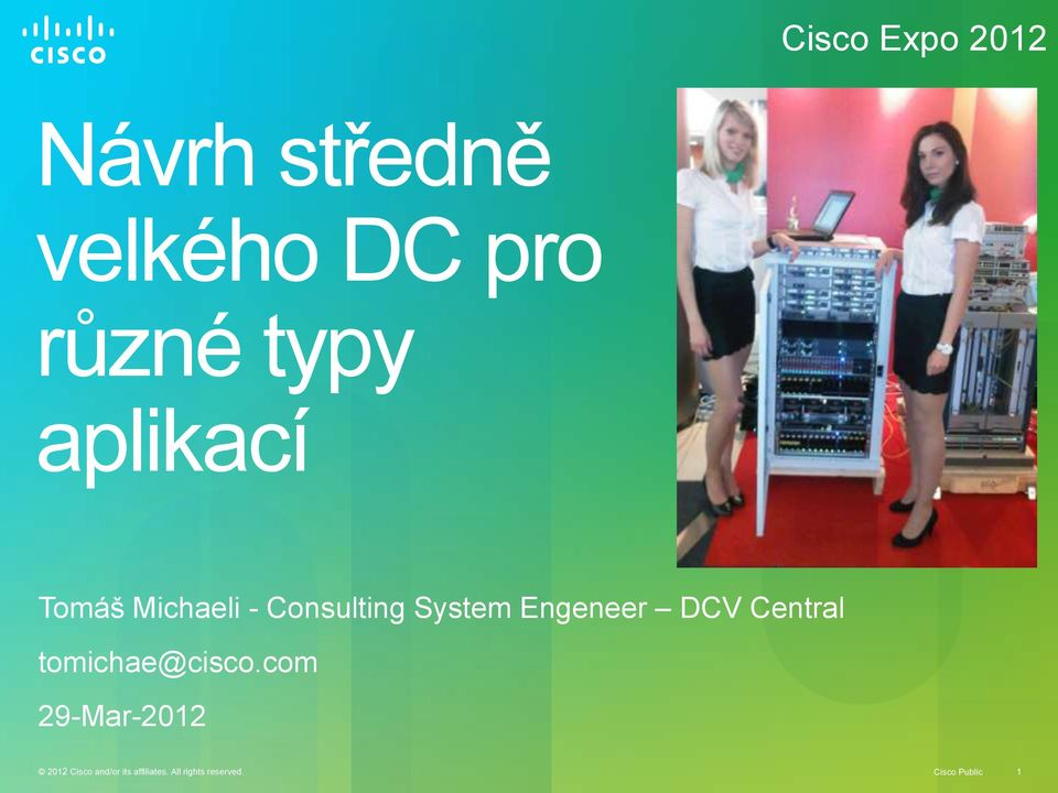 DCV Central tomichae@cisco.