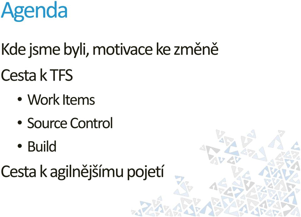 TFS Work Items Source