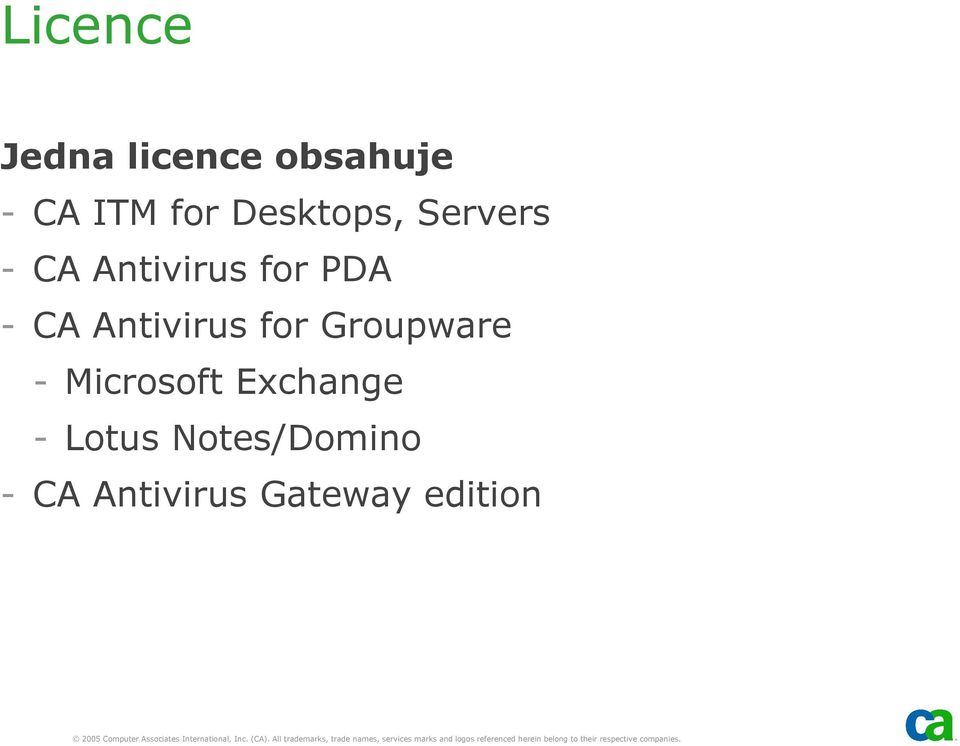 Antivirus for Groupware - Microsoft Exchange -