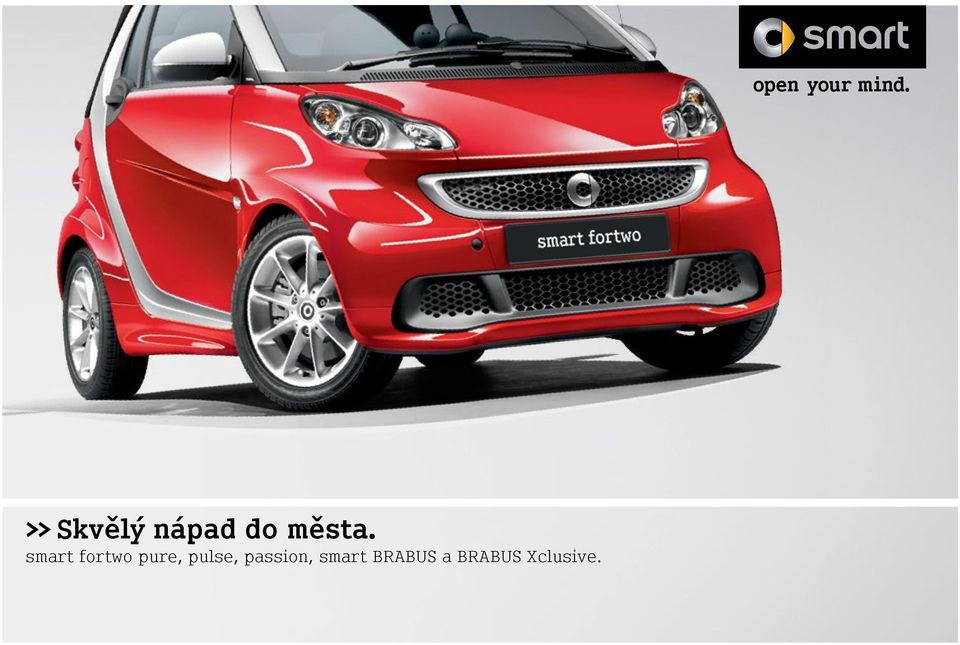 smart fortwo pure,