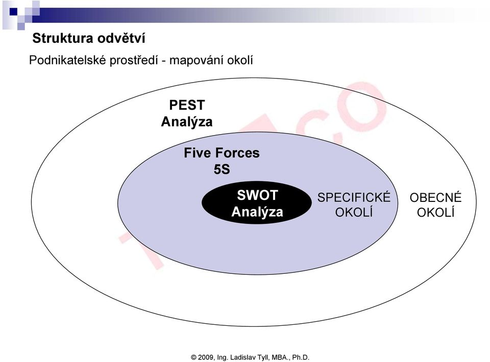 Five Forces 5S SWOT Analýza