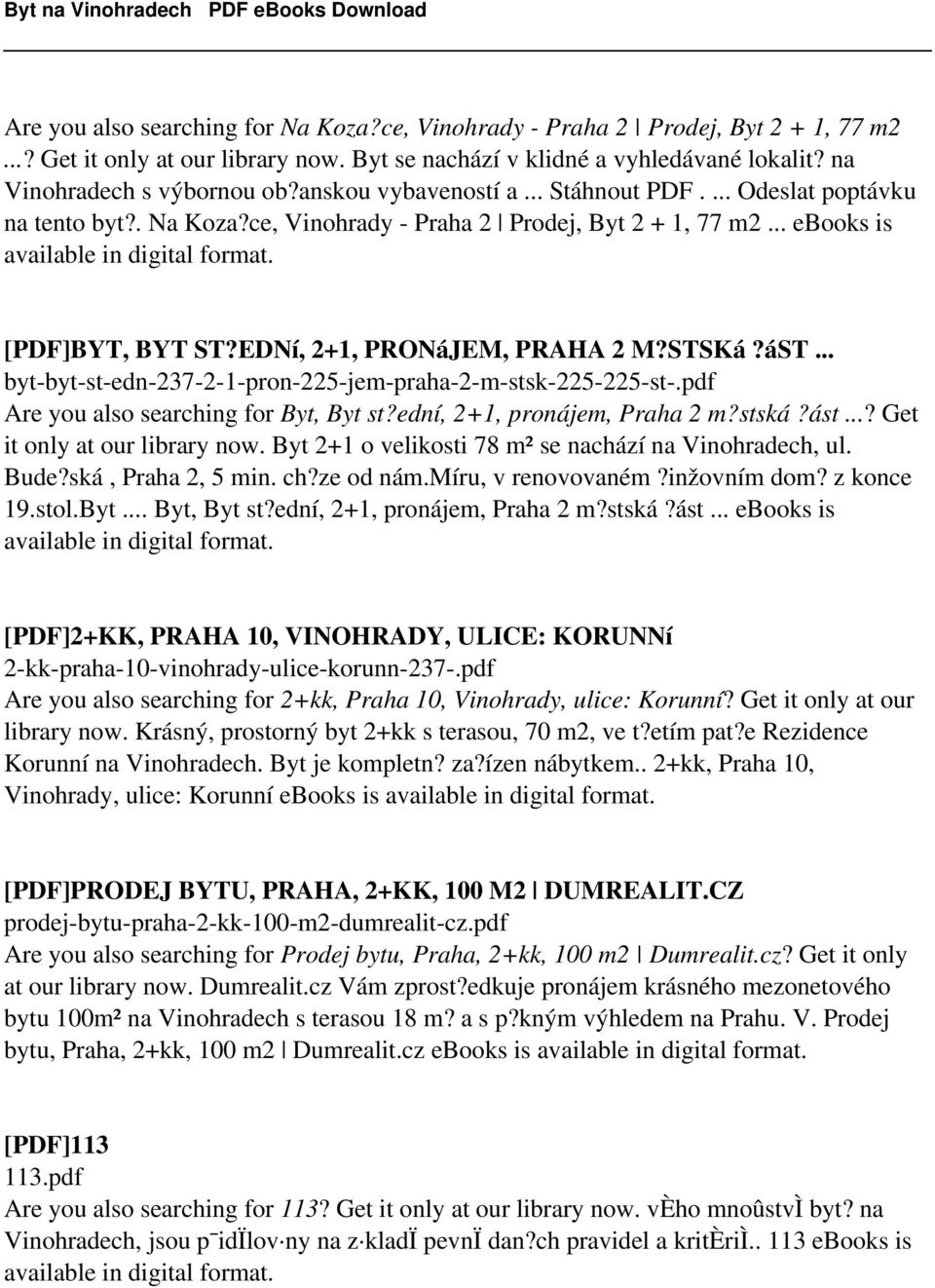 áST... byt-byt-st-edn-237-2-1-pron-225-jem-praha-2-m-stsk-225-225-st-.pdf Are you also searching for Byt, Byt st?ední, 2+1, pronájem, Praha 2 m?stská?ást...? Get it only at our library now.
