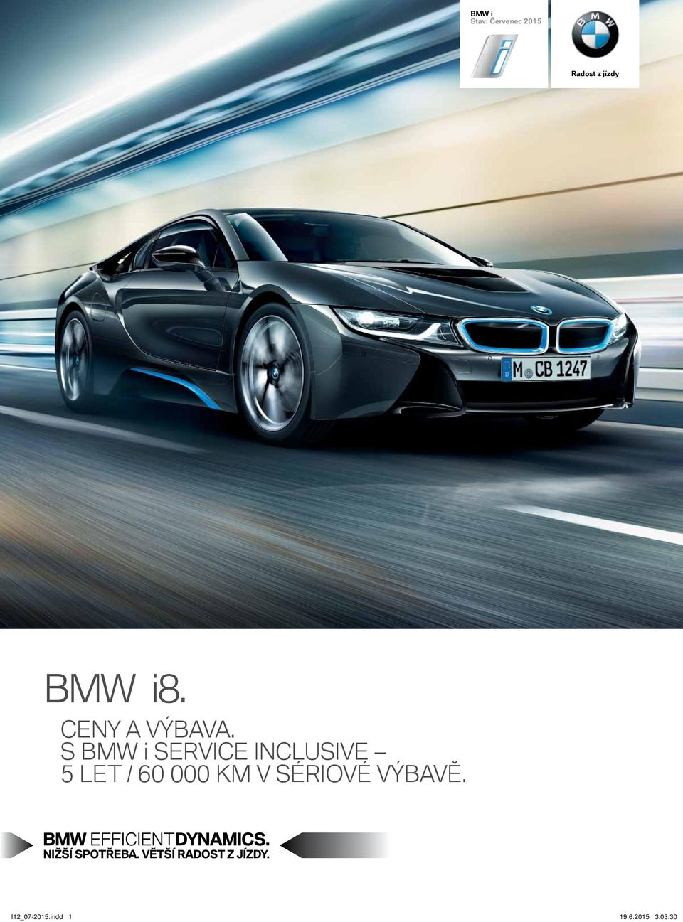 S BMW i SERVICE INCLUSIVE 5 LET / 60 000