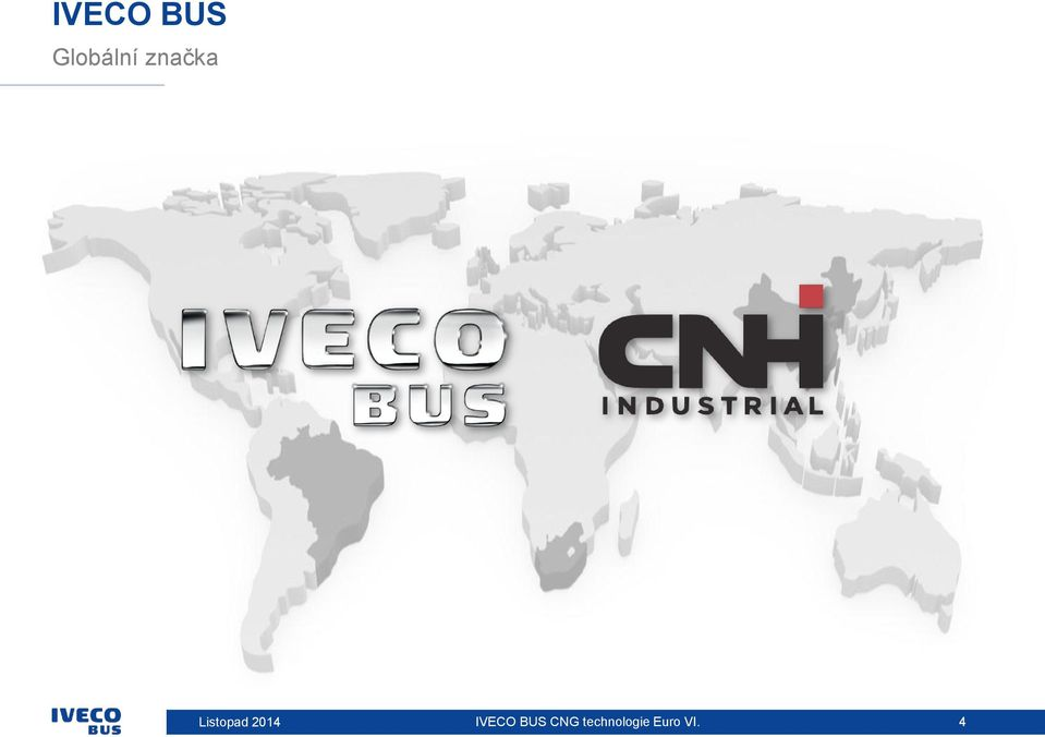 2014 IVECO BUS CNG