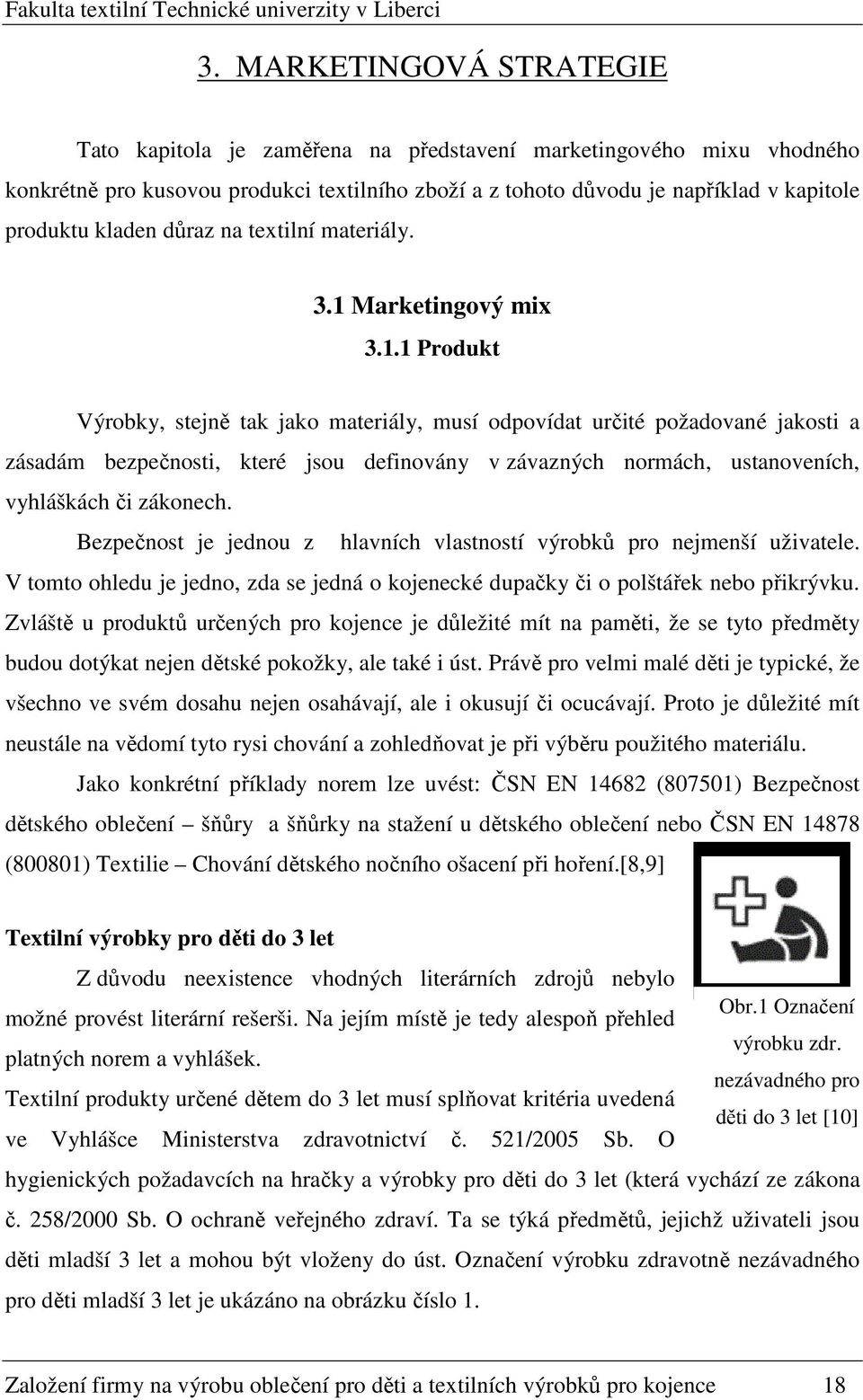Marketingový mix 3.1.