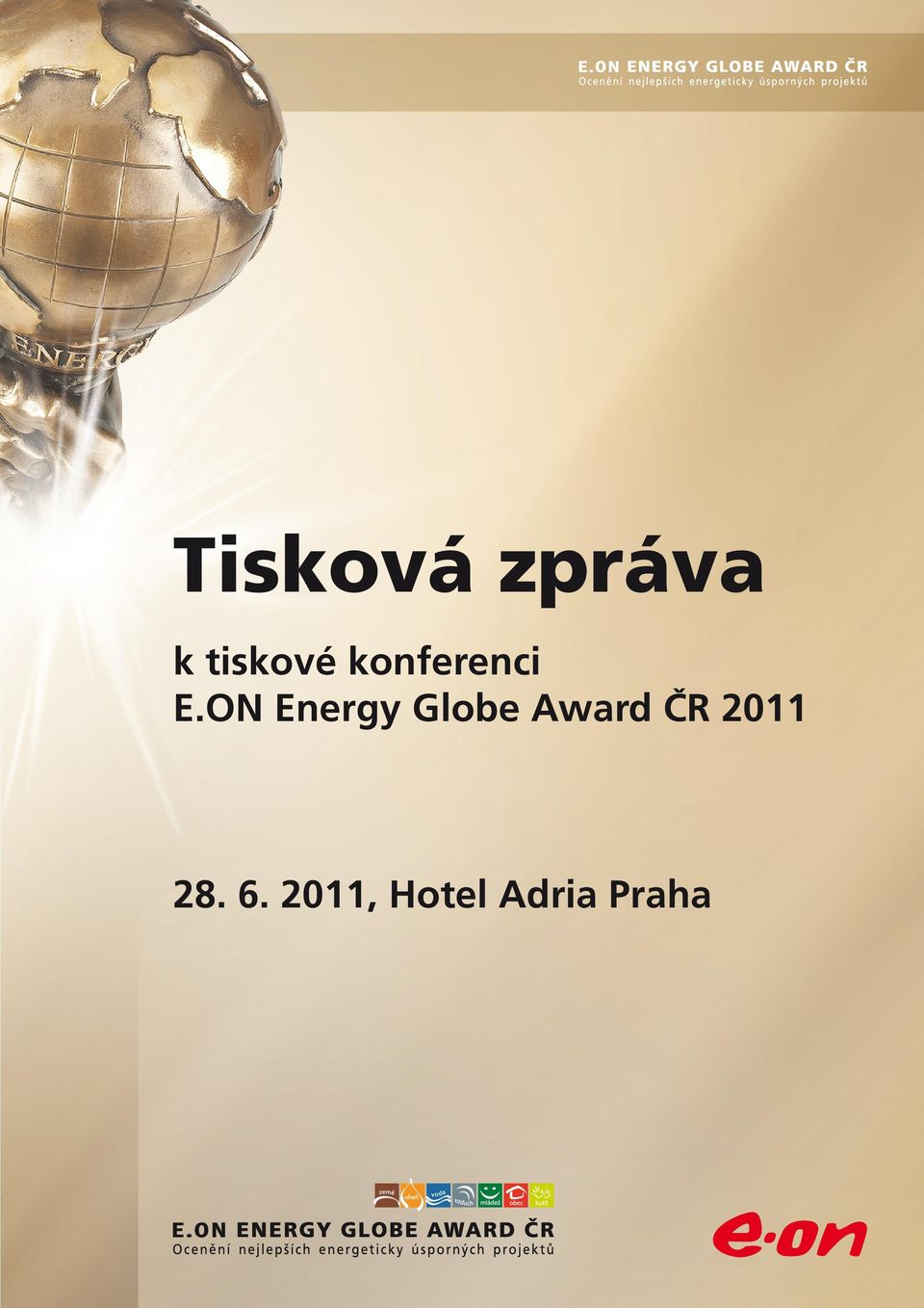 ON Energy Globe Award ČR