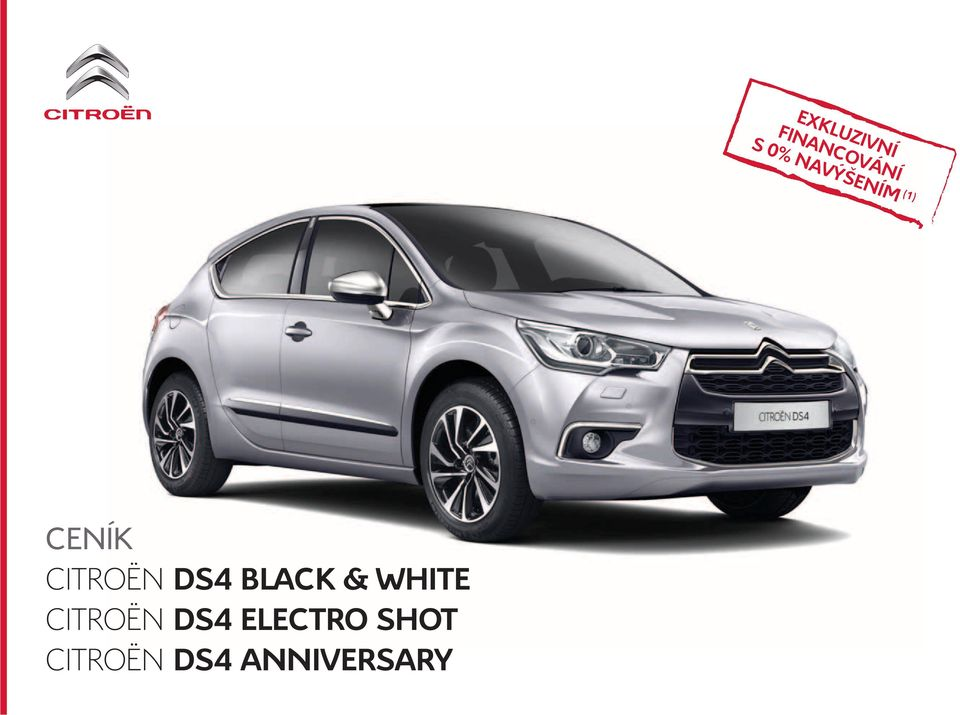 CITROËN DS4 ANNIVERSARY