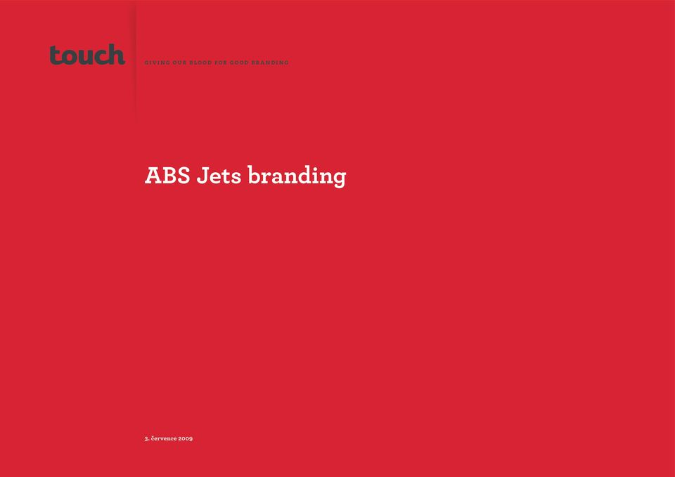 ABS Jets branding