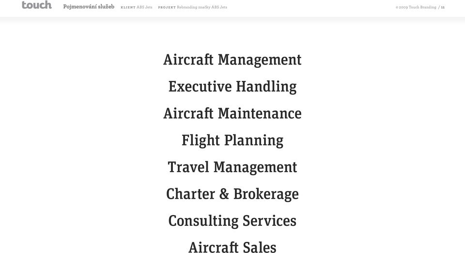 Executive Handling Aircraft Maintenance Flight Planning