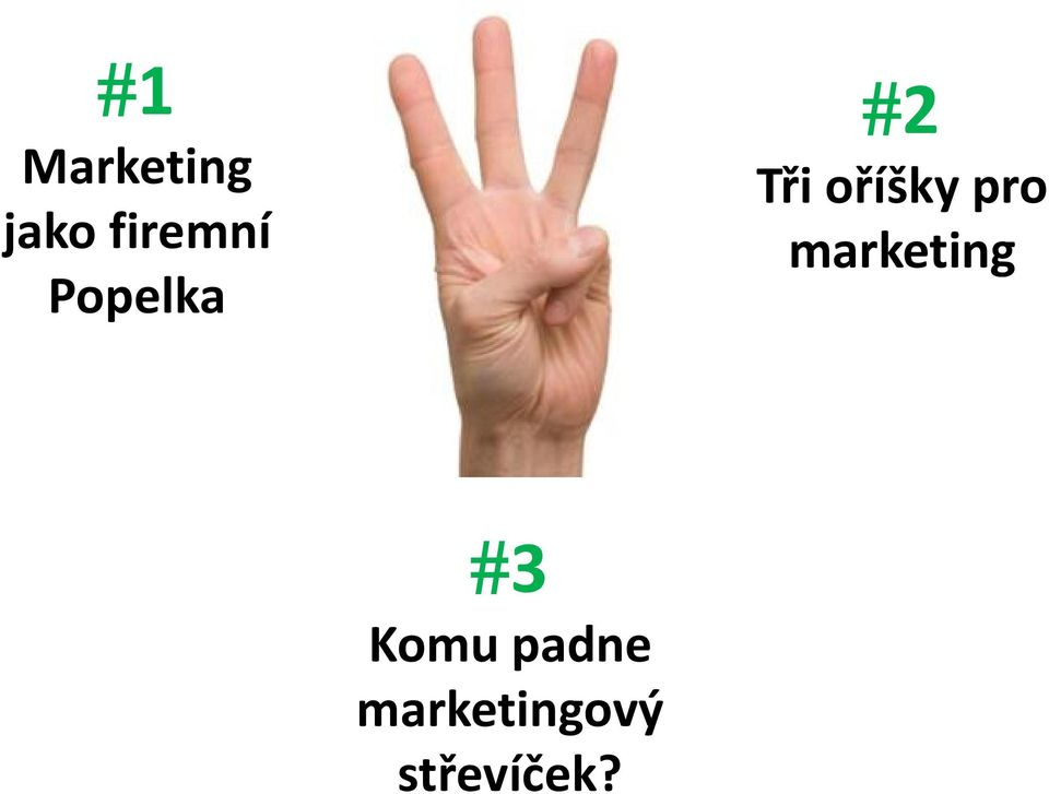 oříšky pro marketing 3