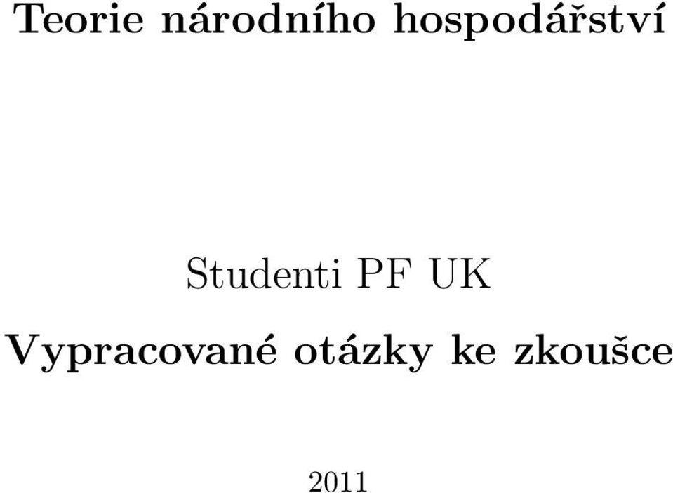 Studenti PF UK
