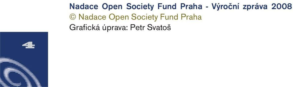 Nadace Open Society Fund