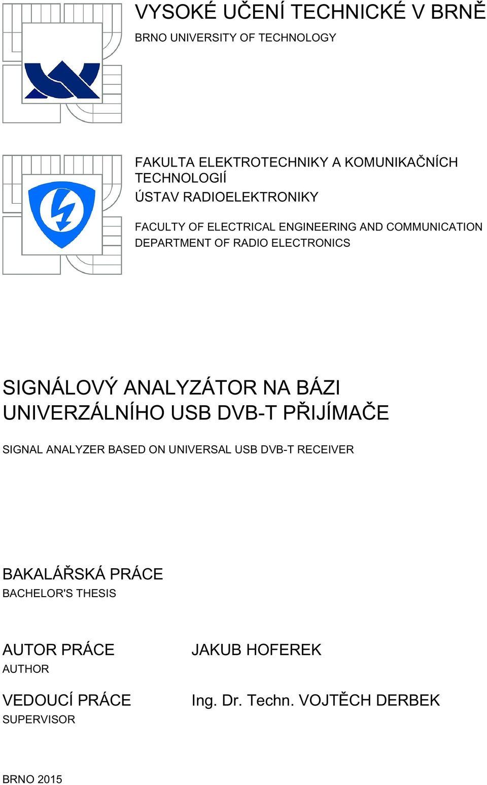 master thesis in electrical engineering Master of science, electrical engineering  the thesis option consists of 30 semester hours of graduate credits and approval of a master's thesis based on .