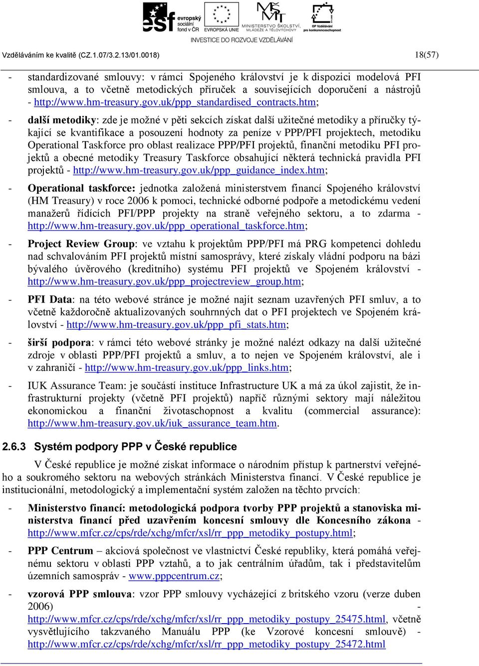 hm-treasury.gov.uk/ppp_standardised_contracts.